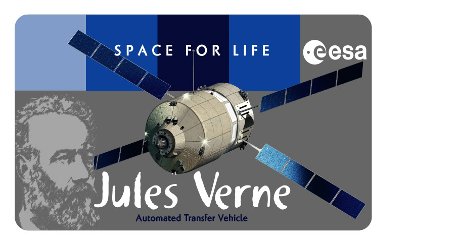 European Space Agency ATV website