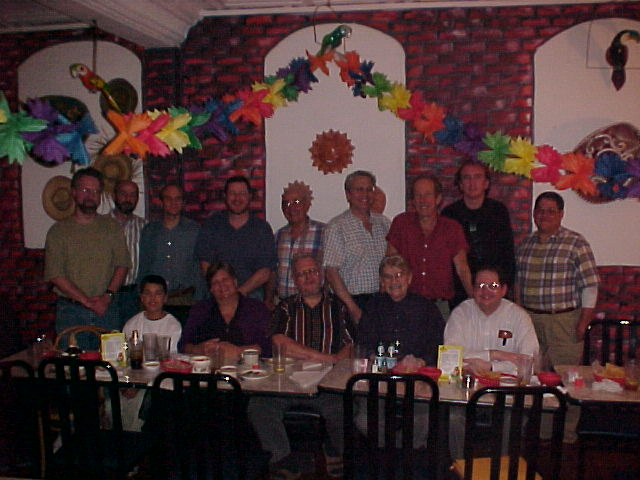 001_WelcomeDinner.jpg - The group at our welcoming dinner.