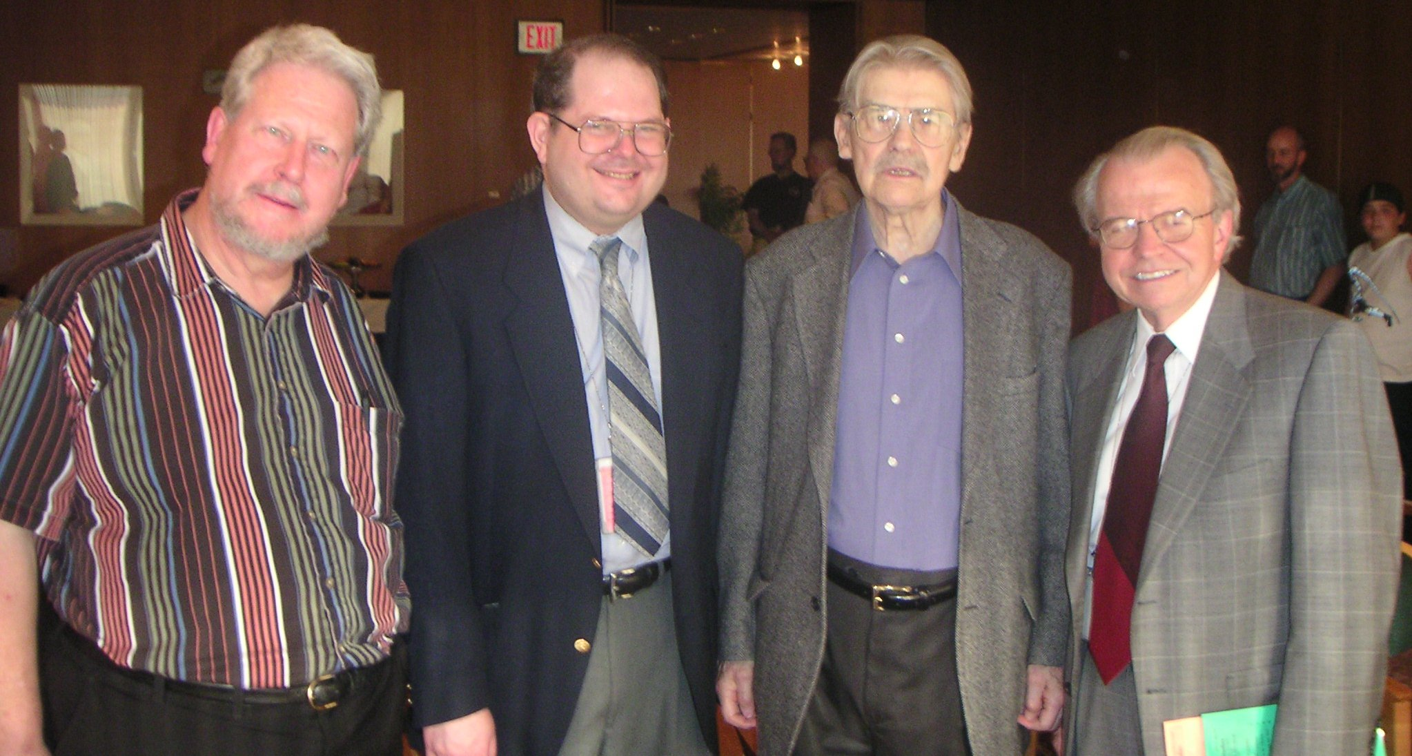 JohnColeWJMbtJMM.jpg - Jean-Michel, Brian Taves, Walter James Miller and John Cole