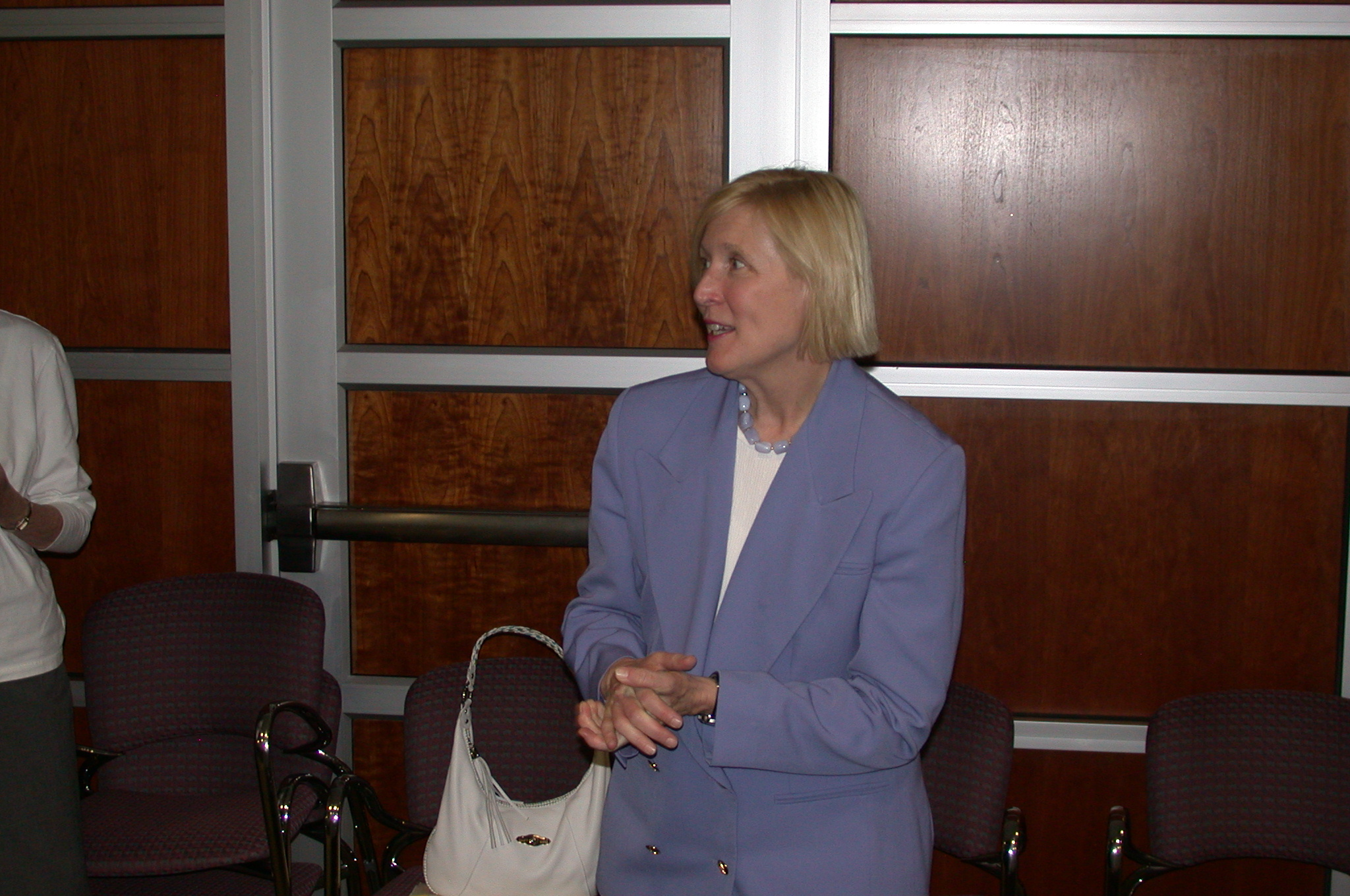 DSCN0052.jpg - ...held a reception, where President Runte said a few words...