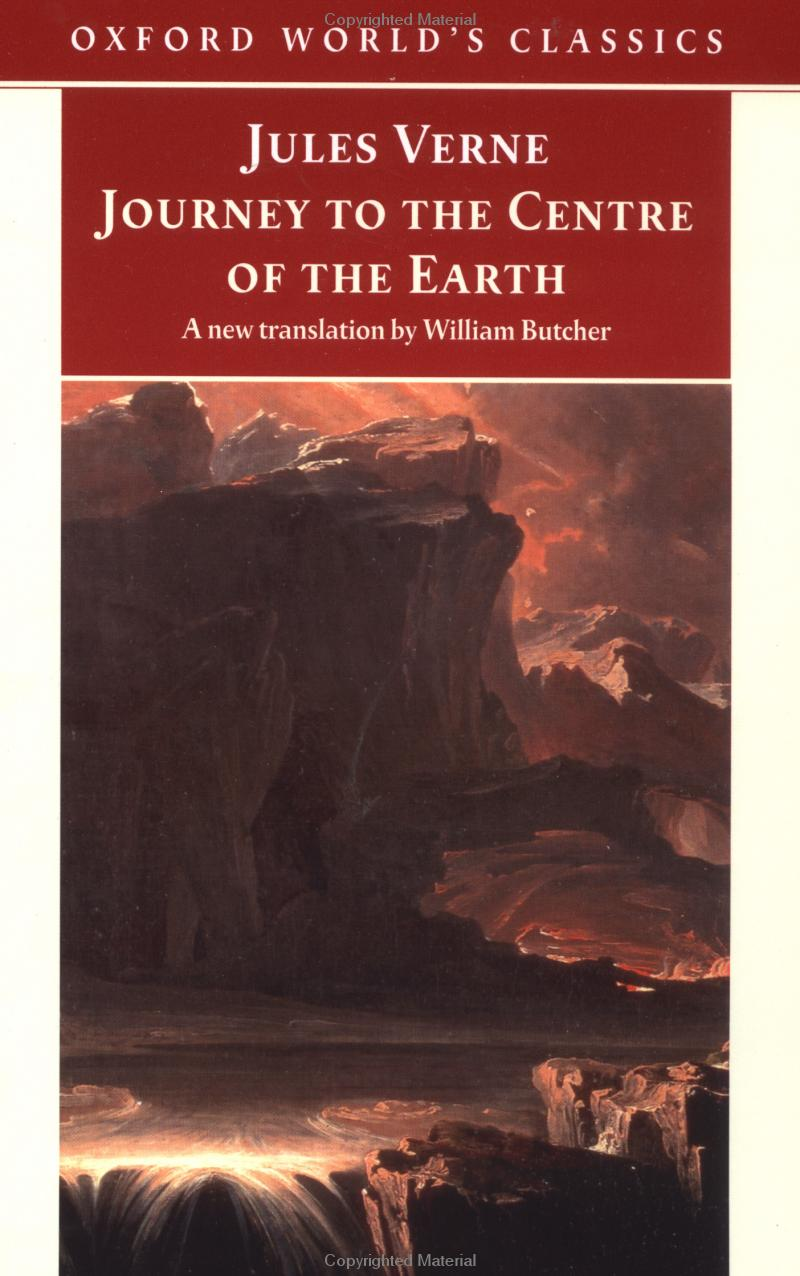 story journey to the center of the earth